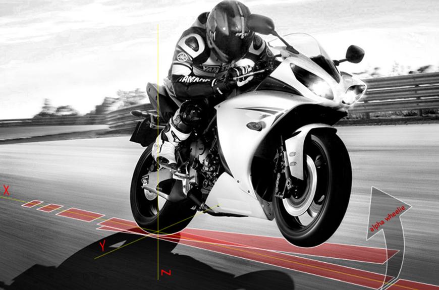 How it works: Wheelie Control Strategy - GRIPONE